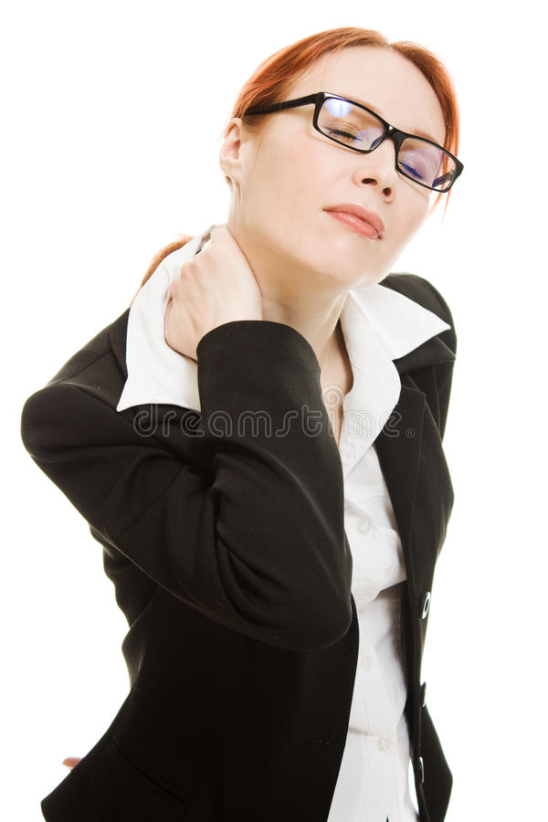 Download Girl Suffering From The Pain Stock Photos - Image: 25268213