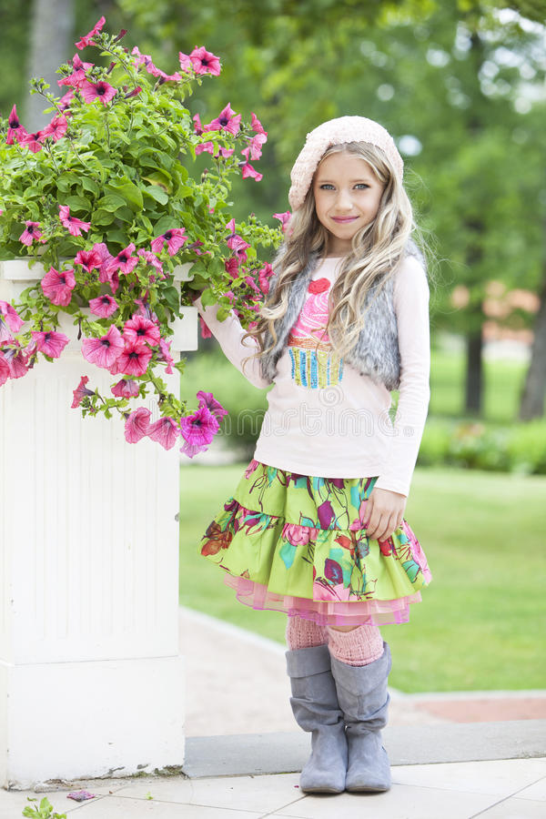 Download Girl In Summer Stock Photography - Image: 25786732