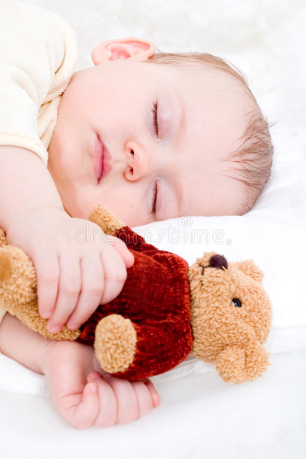 Download Girl With Teddy Bear Stock Images - Image: 2220644