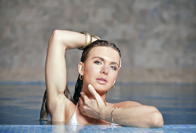 Girl in the tub