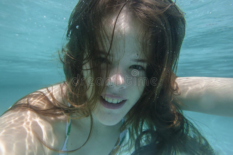 Are teen girls underwater remarkable, rather