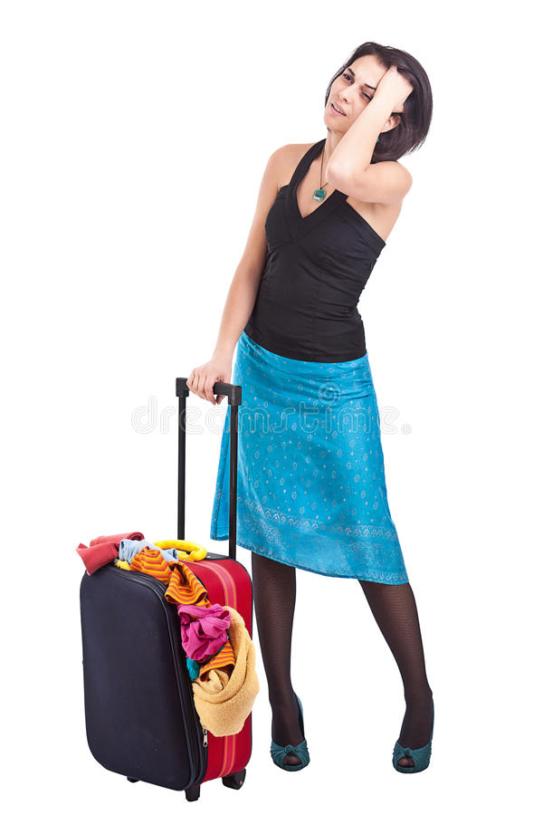Download Girl vacation stock image. Image of people, lifestyle - 23455807