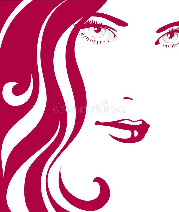Free Girl With Red Hair Royalty Free Stock Image - 17868456