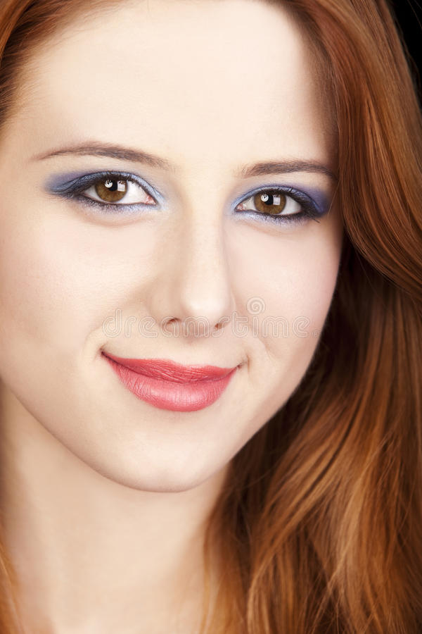 Free Girl With Style Make-up. Stock Images - 24554814