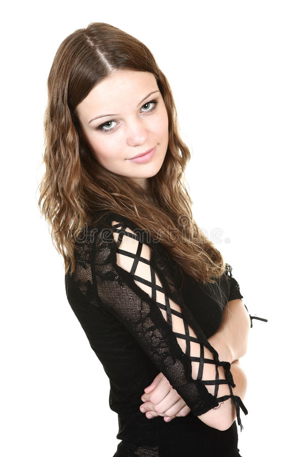 Download Girl stock image. Image of face, bright, adult, girl - 30549167