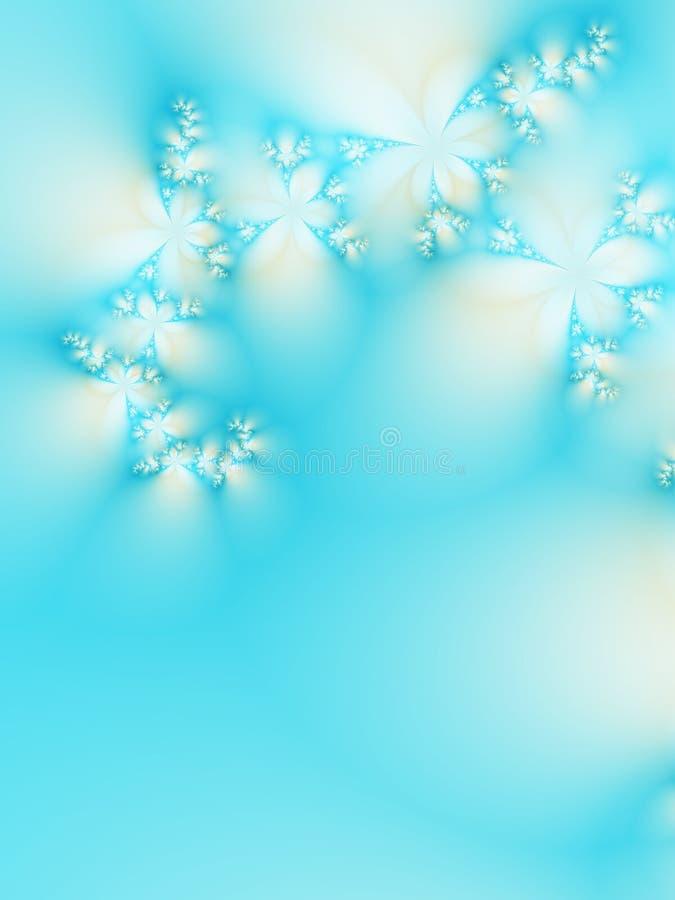 girlandę kwiatów fotografia stock