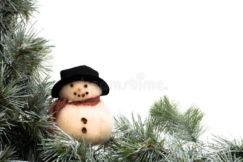 Download Girlande-Rand stockbild. Bild von feiertage, grün, freude - 12203187