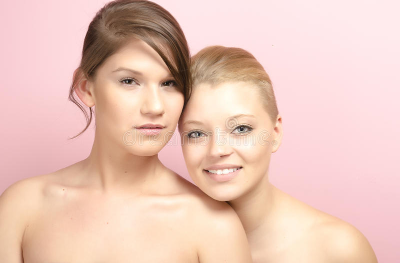 Girlfriends Royalty Free Stock Image