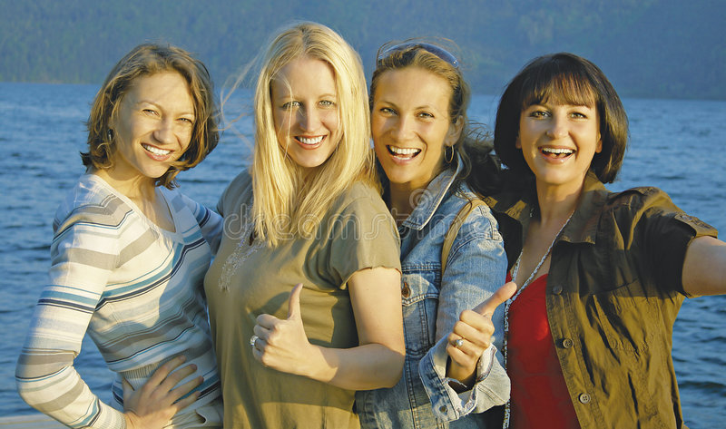 Download Girls 1 stock photo. Image of holding, hands, going, lifestyle - 4945742