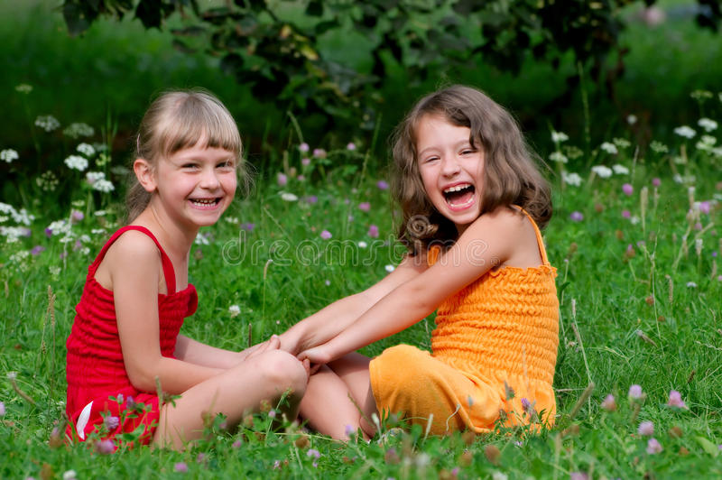 Download Girls stock image. Image of beautiful, cute, beauty, together - 10836305