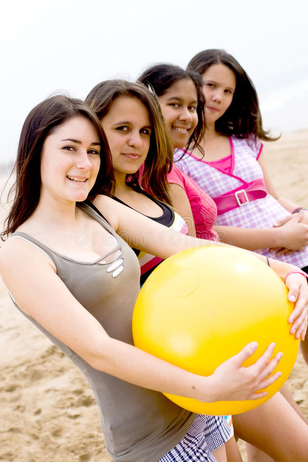 Girls stock images