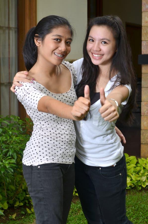 Download Girls Activity: Posing Thumb Stock Photos - Image: 26328273