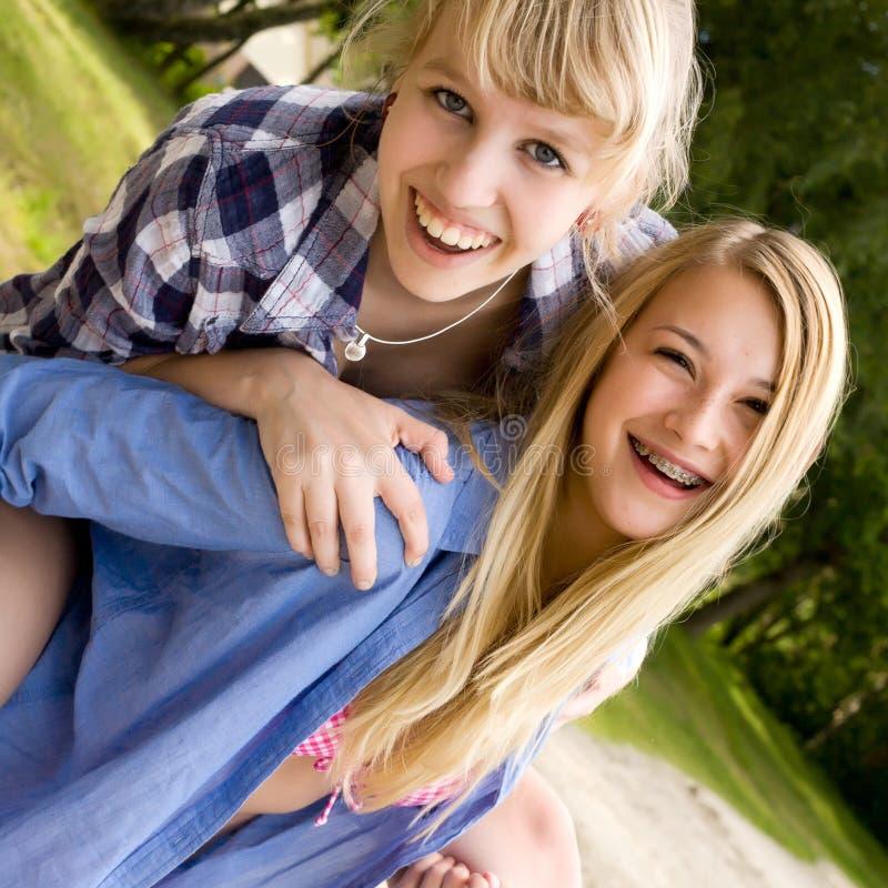 Download Girls beach resort stock photo. Image of friends, outdoors - 27975896