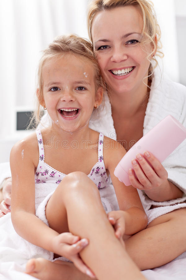 Download Girls Carefree Moments Stock Image - Image: 22149911