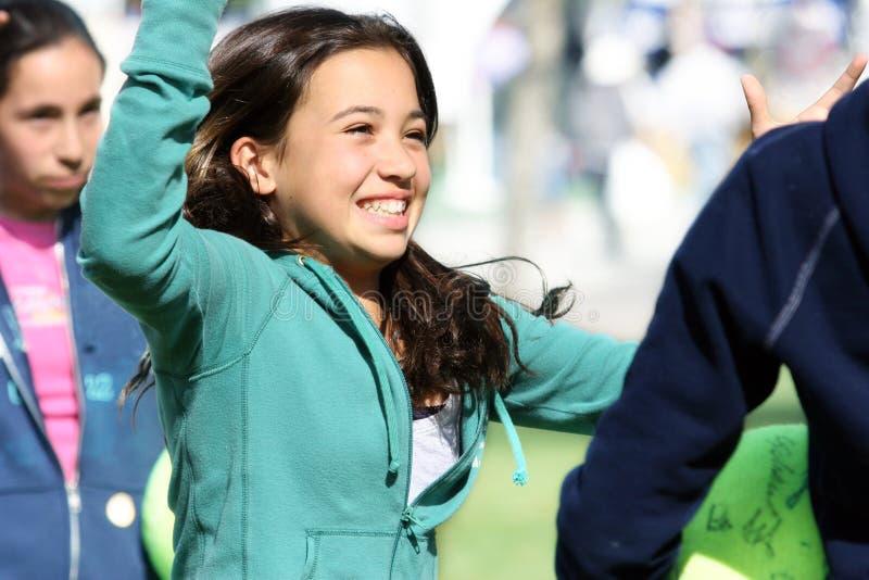 Download Girls playing stock image. Image of joyful, laughing, glad - 999281