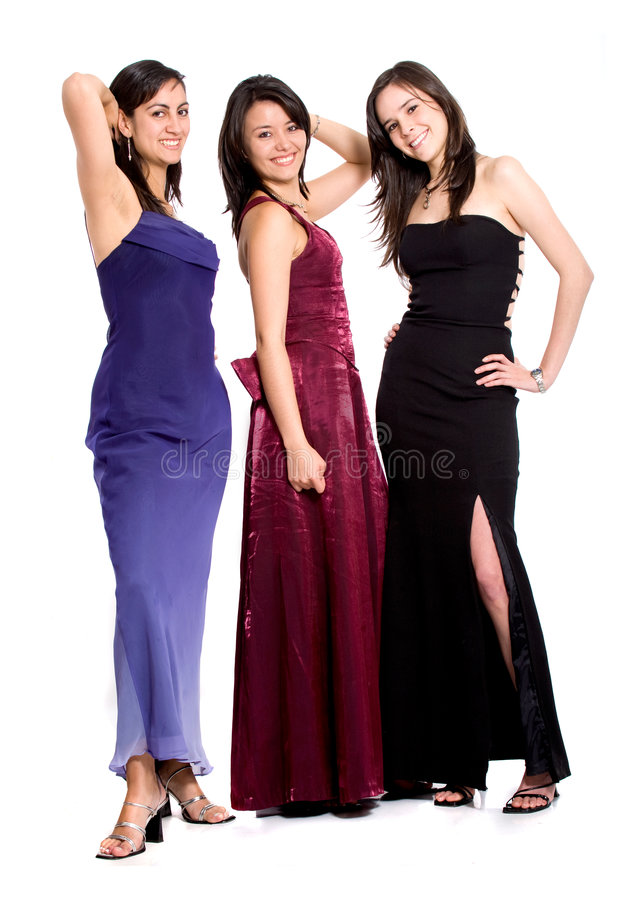 Download Girls Ready For A Night Out Stock Photo - Image: 3070384