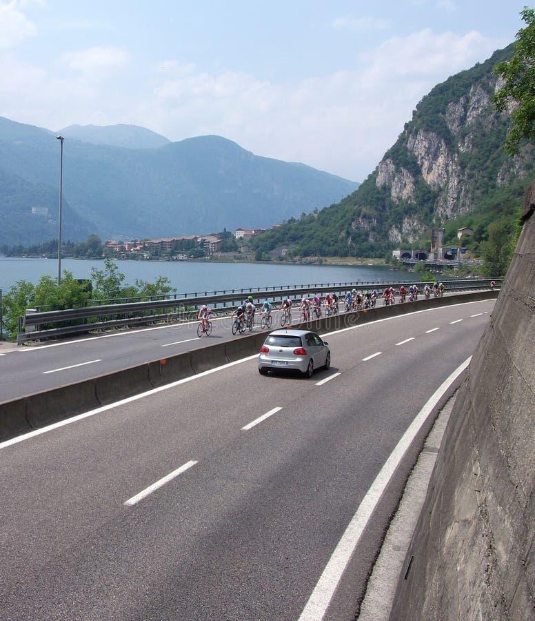 giro 2011 d Италия стоковое изображение