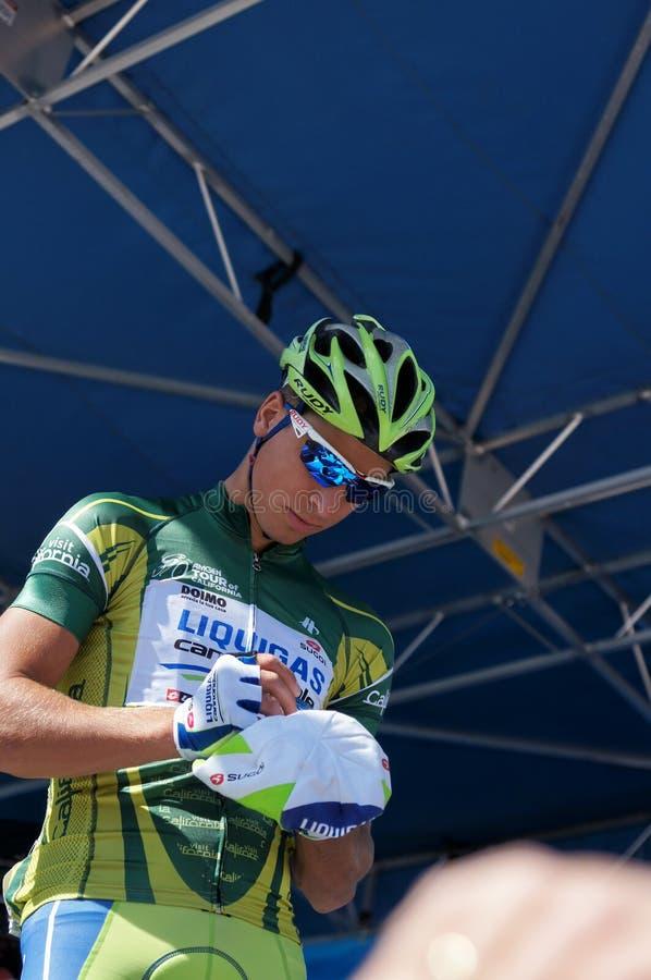 Giro 2012 Del Peter Sagan Amgen Della California Immagine Stock Editoriale