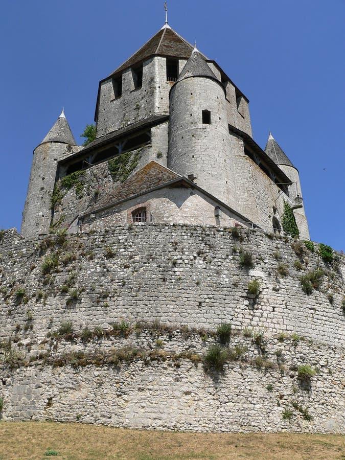 Giro Caesar, Provins (Francia) fotografie stock libere da diritti
