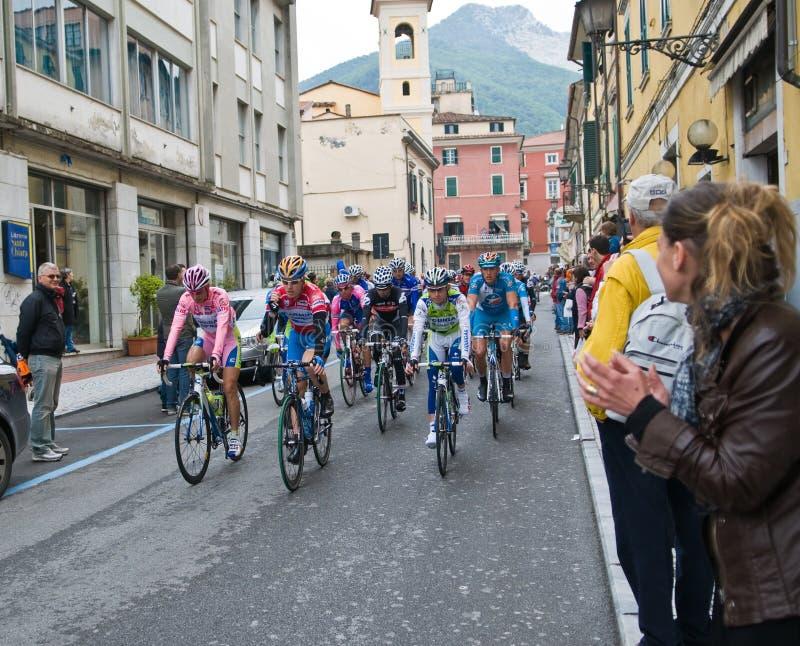 Giro d'Italia stock photos