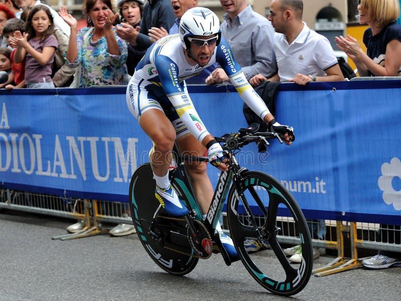 Download Giro D'Italia 2012 - De Gendt Editorial Stock Image - Image: 24999749