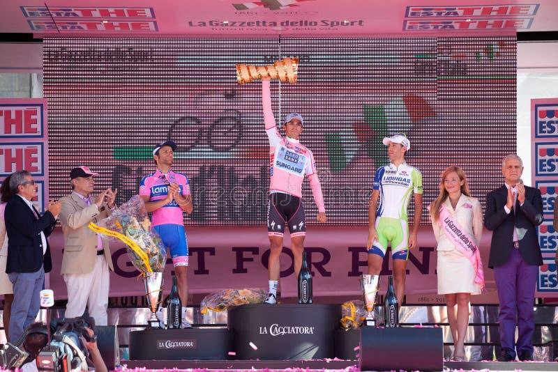 Download Giro d'Italia editorial stock image. Image of giro, final - 23296959
