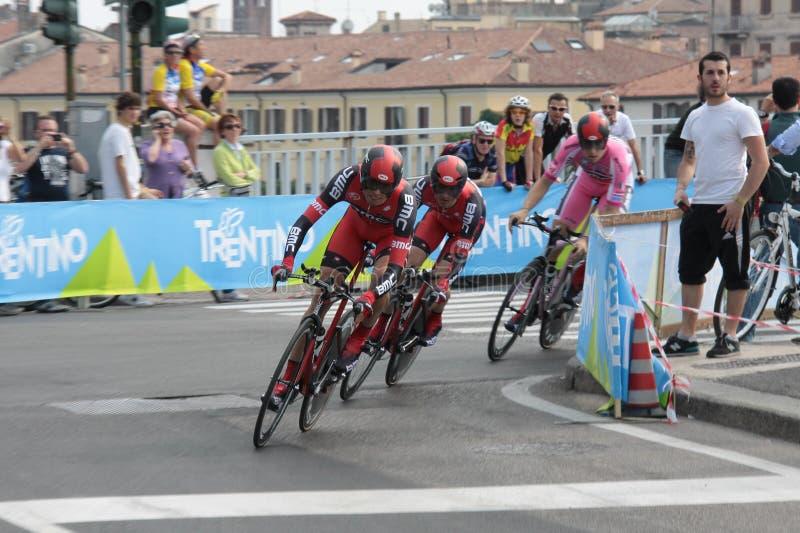 Download Giro D'Italia - BMC RACING  Team Editorial Image - Image: 24714185