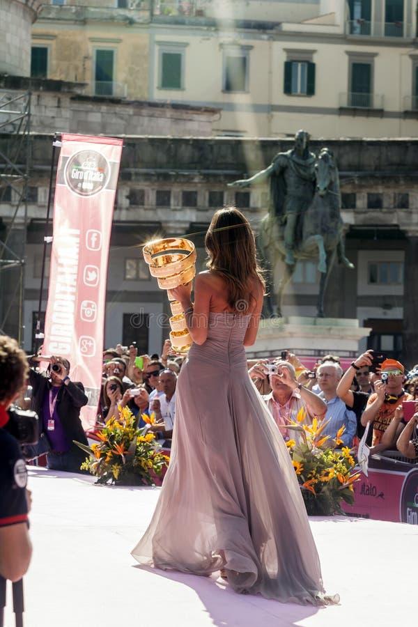 Download Giro D'italia 2013 Trofeo Senza Fine Editorial Stock Photo - Image: 30778373