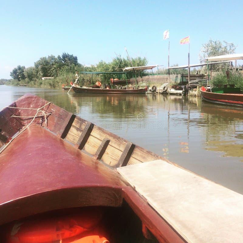 Giro della barca fotografia stock libera da diritti
