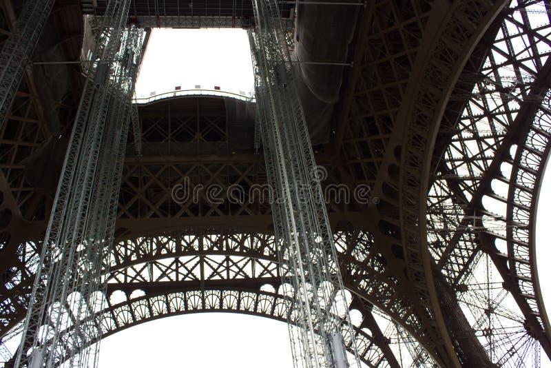Giro Eiffel di Parigi fotografia stock libera da diritti