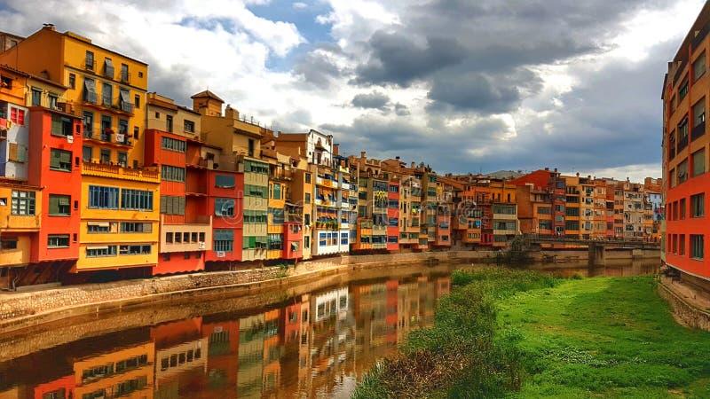 Girona στοκ φωτογραφίες με δικαίωμα ελεύθερης χρήσης
