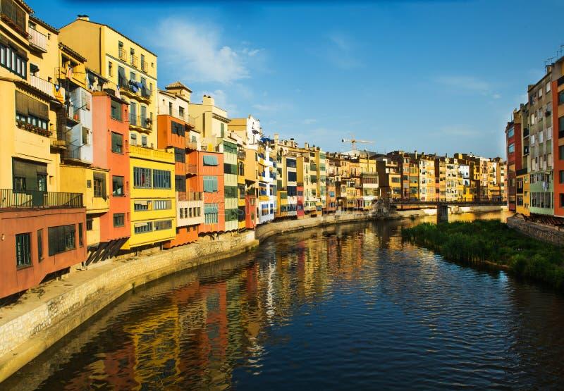 Girona zdjęcie royalty free