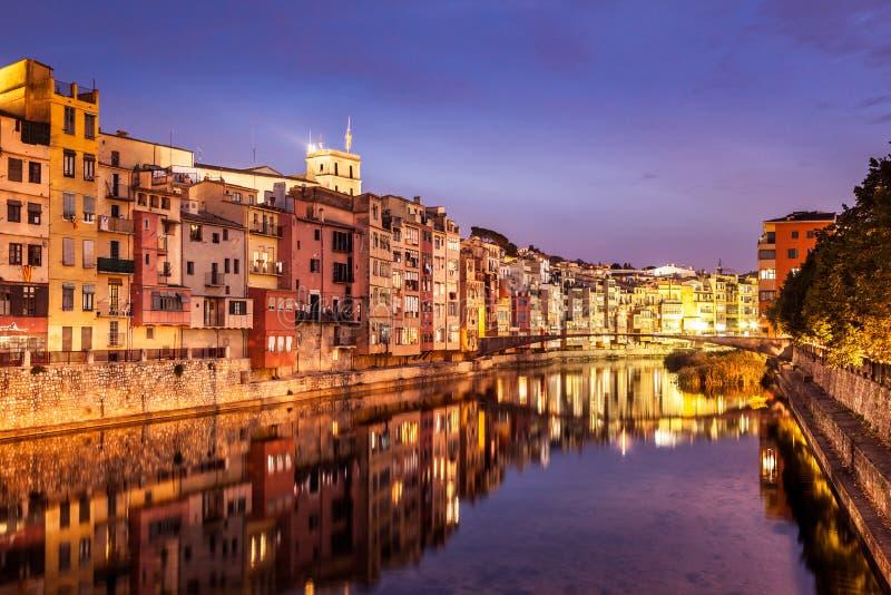 Girona obrazy royalty free