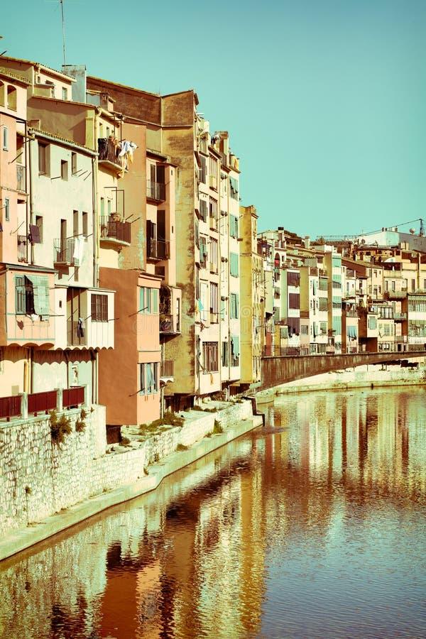 Girona immagini stock libere da diritti