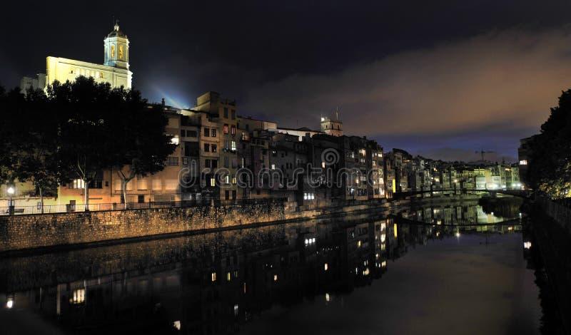 Girona royalty-vrije stock afbeeldingen