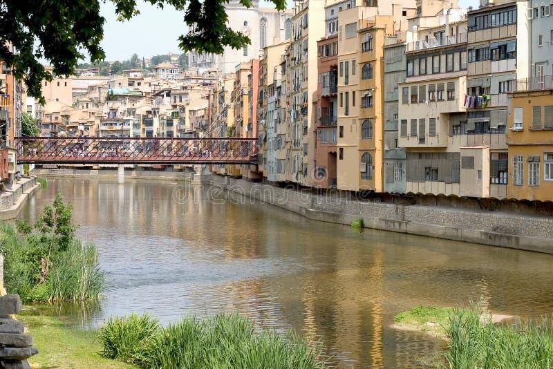 Girona, Catalogne, Espagne photo libre de droits