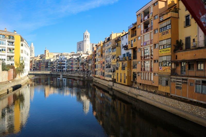 Girona, Espagne photos stock