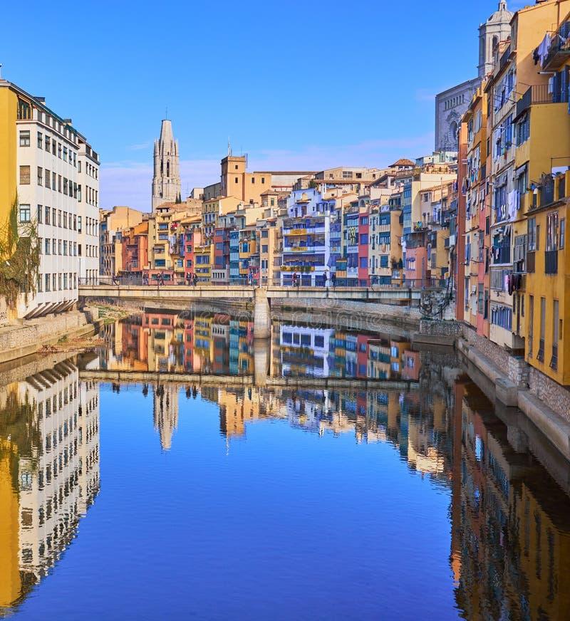 Girona foto de stock royalty free