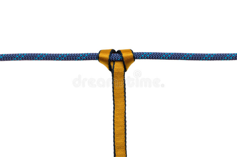 Download Girth Hitch stock photo. Image of connect, hitch, girth - 26090978