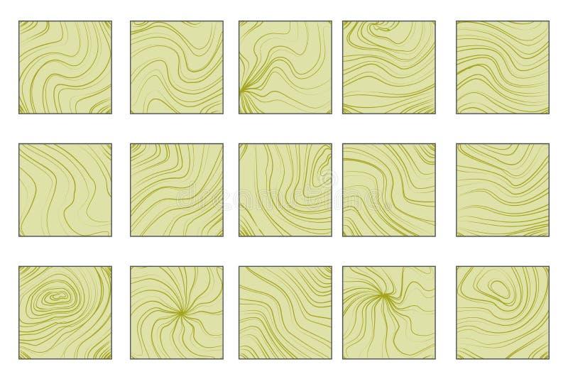 GIS gör sammandrag isolerat på design för konst för bakgrund för system för geografisk information om fyrkanter för vita abstrakt royaltyfri illustrationer