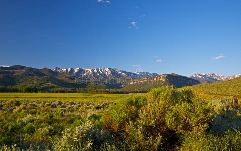 Gisement de montagne photo libre de droits