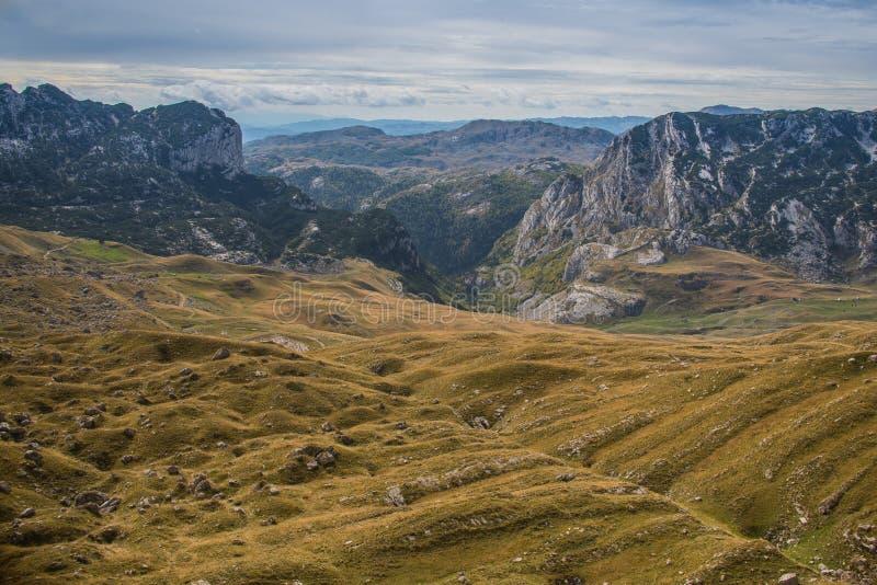 Gisements de montagne photo libre de droits