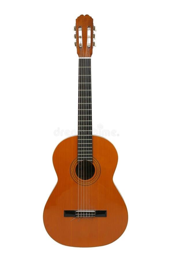 gitara akustyczna hiszpańska zdjęcie stock