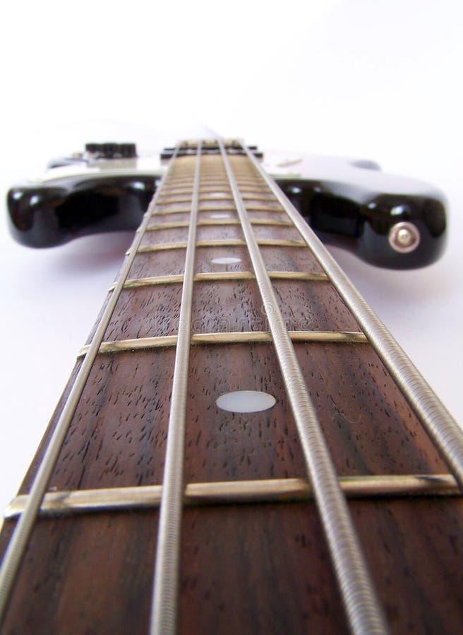 gitara basowa obraz royalty free
