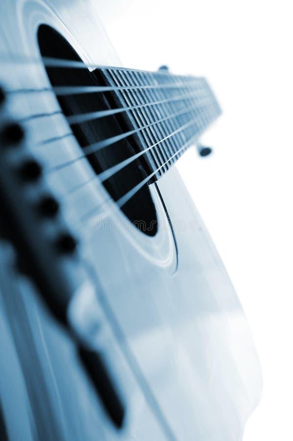 gitara, blisko obrazy royalty free