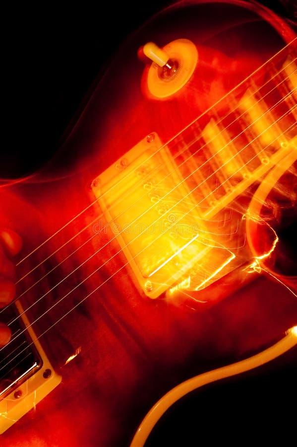 gitara elektryczna zdjęcia stock
