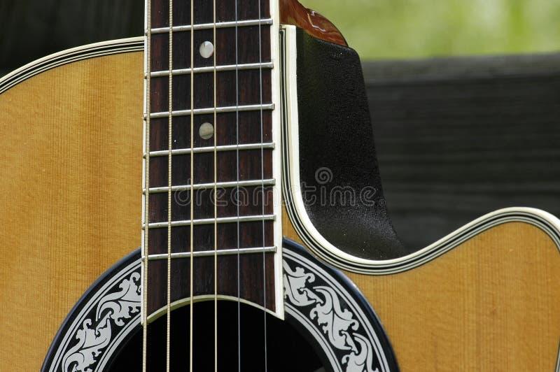 gitara ludowe zdjęcie royalty free