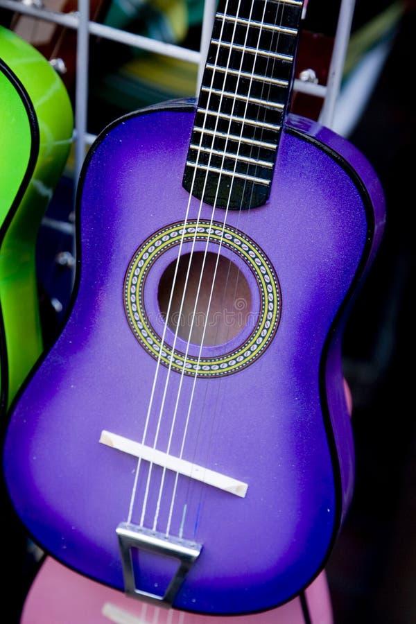 gitara zabawka fotografia royalty free