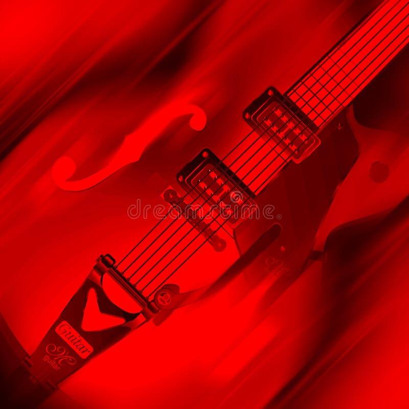 Gitarre vektor abbildung