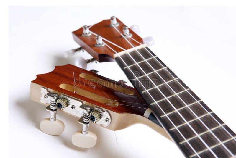 Gitarren lizenzfreie stockfotos